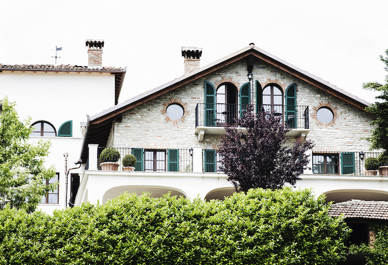 A Quaint Boutique Hotel for an Italian Vacation