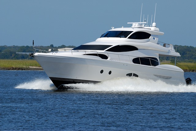 Tips For Caring For Your Luxury Diesel Boat