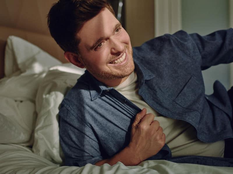 Up Close And Personal: Michael Buble #celebrities #michaellbuble #music #stars #bevhillsmag #beverlyhillsmagazine #beverlyhills