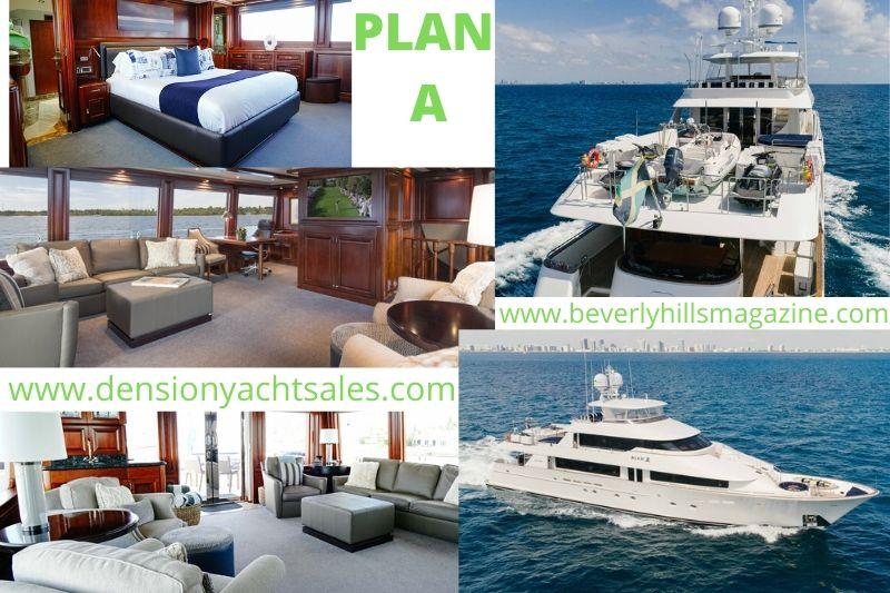 Luxury Superyacht: The Plan A Westport 130'#yacht#yachts#yacht life#yachting#luxury#beverly hills#beverly hills magazine
