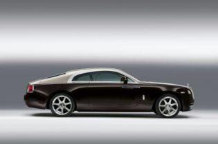 Rolls Royce Wraith: The Most Powerful and Vibrant Car