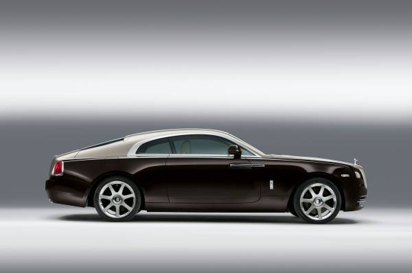 Rolls Royce Wraith: The Most Powerful and Vibrant Car