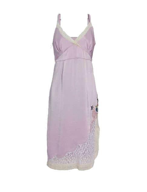 Selena Slip Dress. BUY NOW!!! #BevHillsMag #CoachxSelena #beverlyhillsmagazine #love #coach #fashion #style #celebrities #selenagomez #celebitystyle ##shopping
