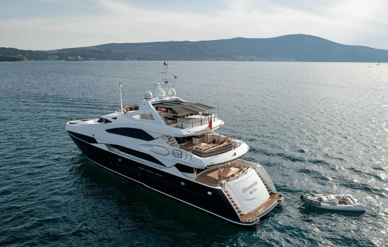 Top Yachting Travel Destinations 2019 #travel #yachting #yachtcharters #vacation #bucketlist #yachts #luxury #beverlyhills #beverlyhillsmagazine #bevhillsmag