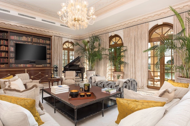 An Extravagant Cannes Estate #luxury #realestate #homesforsale #dreamhomes #beverlyhills #bevhillsmag #beverlyhillsmagazine