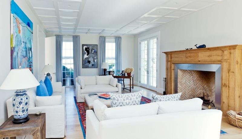 A Breezy Hamptons' Escape #luxury #realestate #homesforsale #dreamhomes #beverlyhills #bevhillsmag #beverlyhillsmagazine