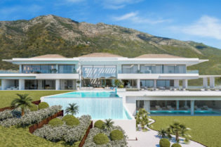 Ibiza Breeze House: A Zagaleta Mansion