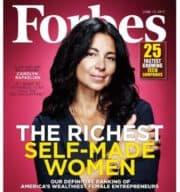 Top Self-Made Billionaire Women