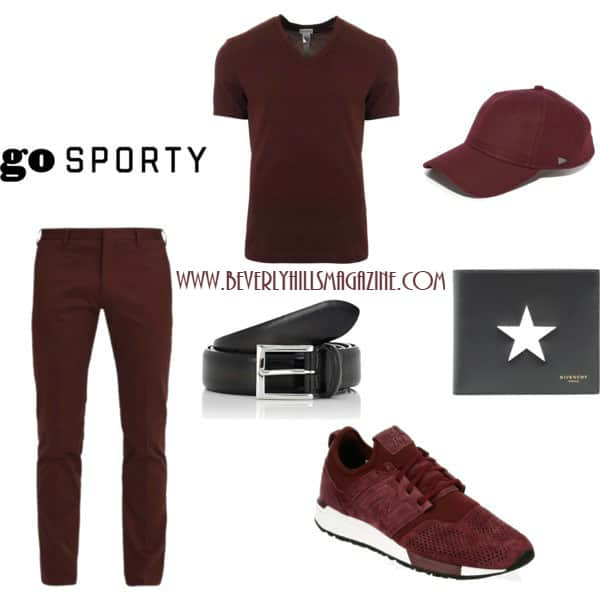 Sporty Style for Men- #bevhillsmag #BevHillsMag #beverlyhillsmagazine #fashion #style #new styles #fashion blog #shop #shopping #clothes #fashion world #fashion magazine #in style #style magazine