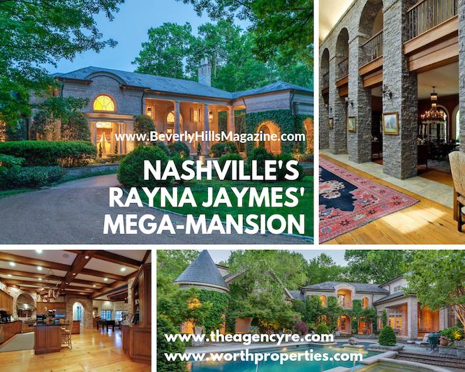 Nashville's Rayna Jaymes' Mega-Mansion