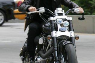 Celebrities Who Love Their Motorbikes Like Tom Cruise