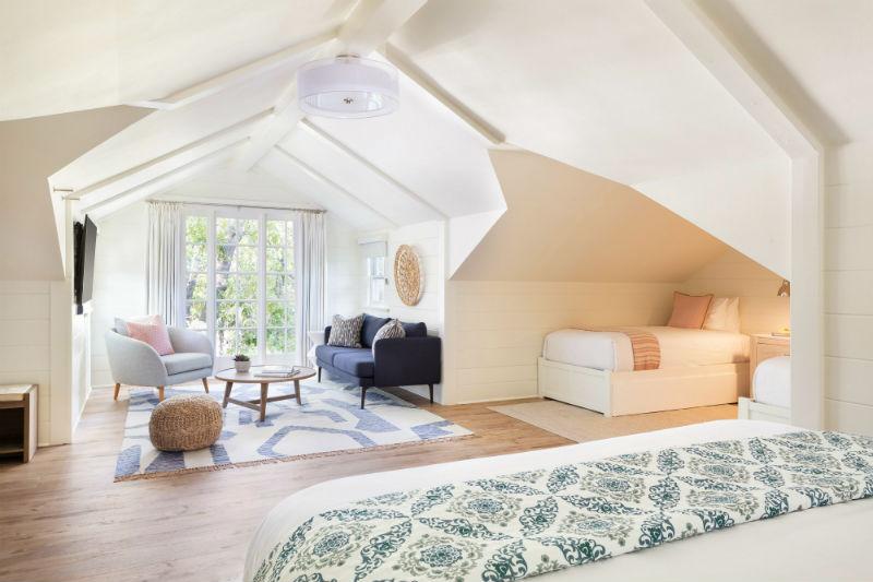 The Sweet Little Hideaway Santa Barbara #travel #santabarbara #hotels #luxury #bevhillsmag #beverlyhillsmagazine #beverlyhills