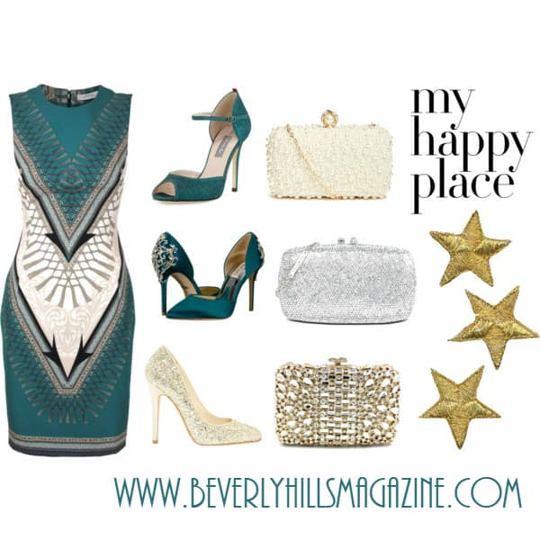 Amazing Turquoise Versace Style- #bevhillsmag #BevHillsMag #beverlyhillsmagazine #fashion #style #new styles #fashion blog #shop #shopping #clothes #fashionworld #fashion magazine #instyle #style magazine