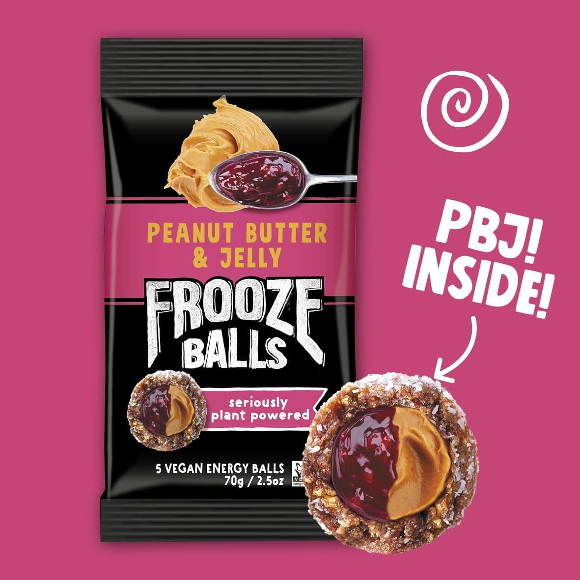 beverly hills magazine vegan snacks healthy vegan sweets plant based frooze balls #froozeballs #bevhillsmag #giftguide #coolgifts #vegansnacksicanbuy
