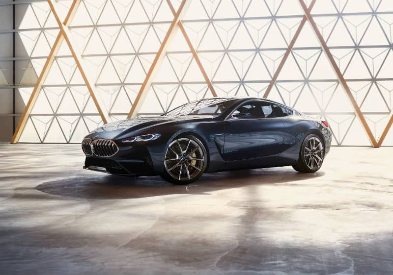 Dream Cars: BMW 8 Series