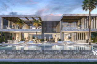 California Dreamin' Villa By Nok Development in Spain