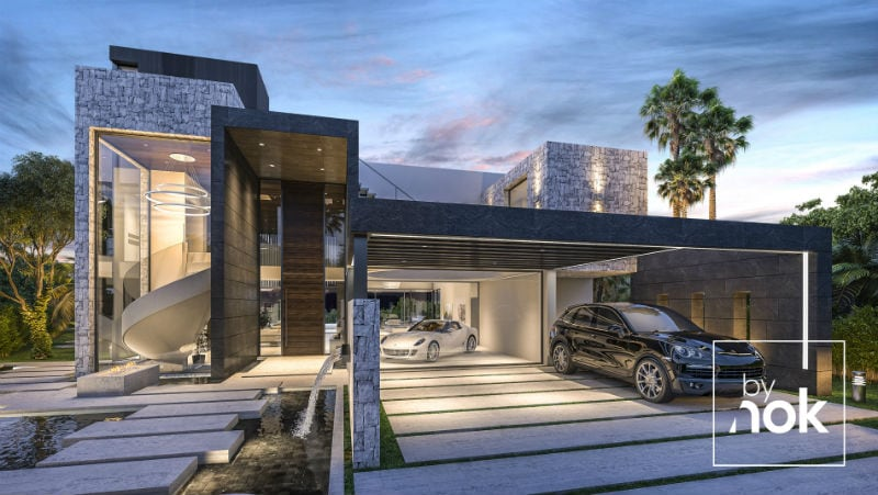California Dreamin' Villa By Nok Development in Spain #dreamhomes #realestate #homesforsale #Madrid #mansions #estates #beverlyhills #beverlyhillsmagazine #luxury #exclusive #luxurylifestyle #beautiful #life #beverlyhills #BevHillsMag #Marbella #espana #Spain #villa #bynok #california #villa