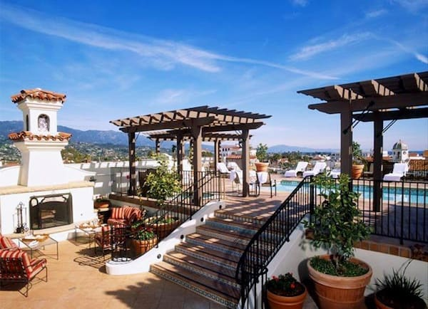 Canary Hotel Santa Barbara