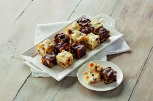 Royal Recipes by Carolyn Robb: Rocky Road #recipe #crumble #cake #recipes #food #cook #cooking #beverlyhills #beverlyhillsmagazine #carolynrobb #rockyroad #desserts #celebritychef #chef