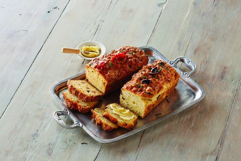 #Royal Recipes by Carolyn Robb: Cheese & Tomato Bread #recipe #bread #recipes #food #cook #cooking #beverlyhills #beverlyhillsmagazine #carolynrobb #celebritychef #chef
