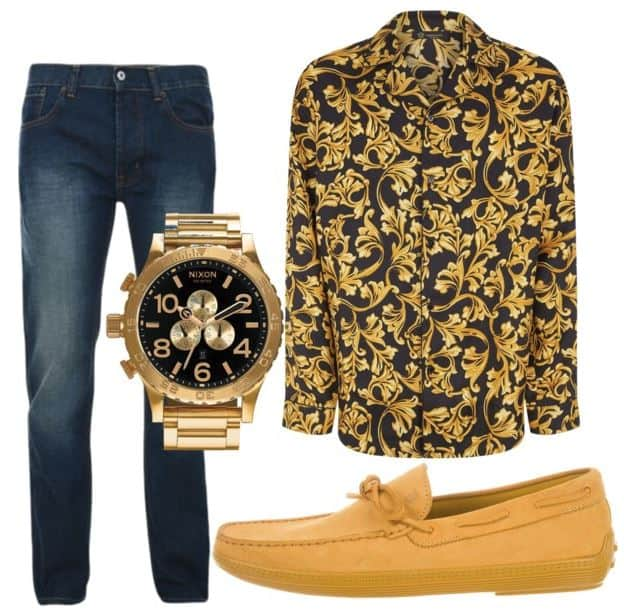 Versace Style For Men