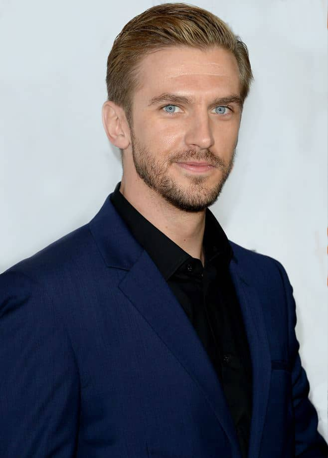 Celebrity of the Week: Dan Stevens