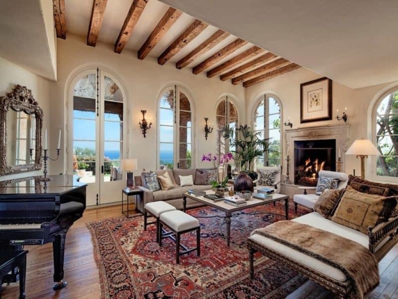 Jeff Bridges Montecito Mansion