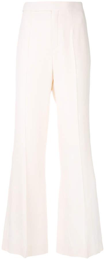 Chloe Wide-Leg Pants. BUY NOW!!! ♥ #BevHillsMag #beverlyhillsmagazine #fashion #style #shopping