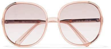 Chloe Sunglasses. BUY NOW!!! BUY NOW!!! #BevHillsMag #fashion #shopping #shop #style #beverlyhillsmagazine #beverlyhills #jewelry