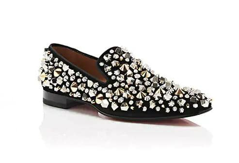 Christian Louboutin Loafers For Men. BUY NOW!!! #fashion #style #shop #shopping #clothing #beverlyhills #styleformen #shoes #shoesformen #beverlyhillsmagazine #bevhillsmag