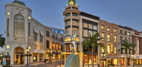 Travel to Beverly Hills