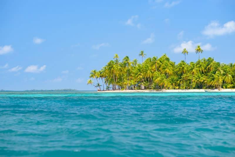 Million Dollar Private Island Getaway