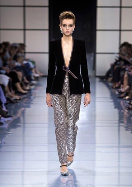 Giorgio Armani Fashion Week