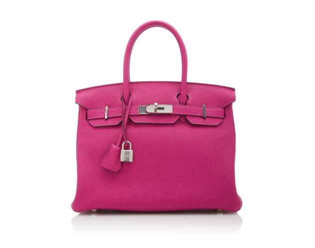 Pink Hermès Handbag. BUY NOW!!! #fashion #style #shop #shopping #clothing #beverlyhills #shoes #designer #davidkoma #hermes #highheels #alexandervauthier #purses #tomford #skirt #dresses #beverlyhillsmagazine #bevhillsmag