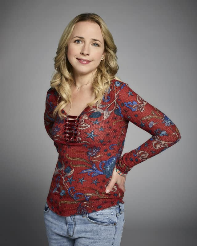 Women in TV: Lecy Goranson of Roseanne