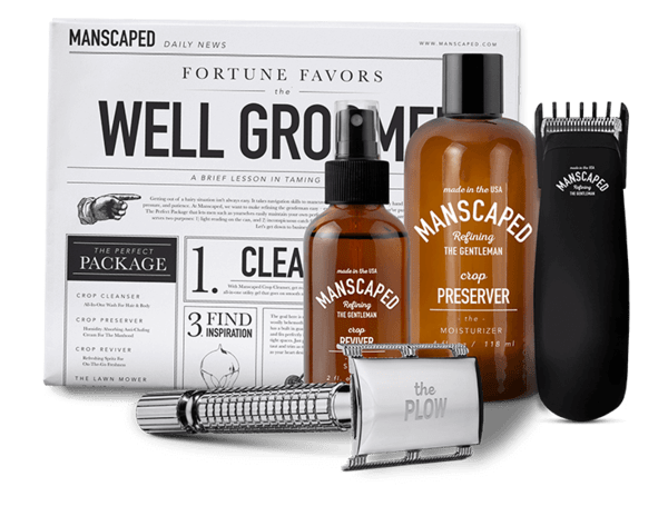 Manscaped: The Gentleman's Package #beverlyhills #beverlyhillsmagazine #fashion #style #hollywood #holidays #giftguide #holidaygiftsguide #giftideas #gifts