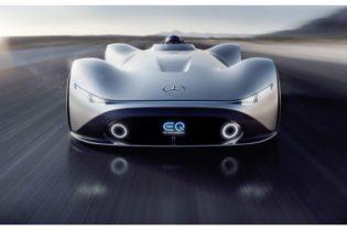Dream Car| The Mercedes EQ Silver Arrow#dream cars#fast cars#cool cars#car magazine#luxury cars#cars#beverly hills#beverly hills magazine