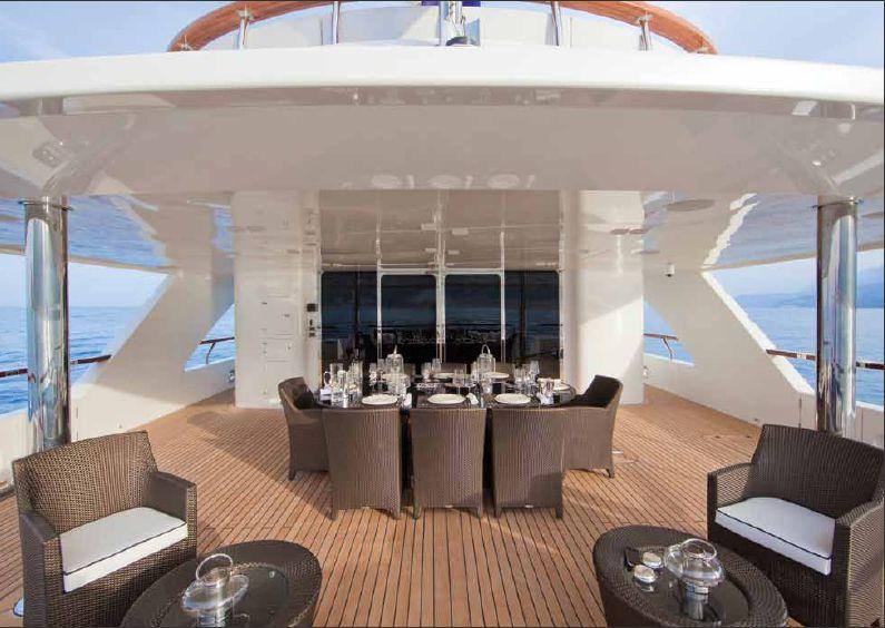 Mystic | Luxury 151 CMB Superyacht #superyachts #yachtlife #yachting #beverlyhills #beverlyhillsmagazine #bevhillsmag #yachts #megayachts #denisonyachts