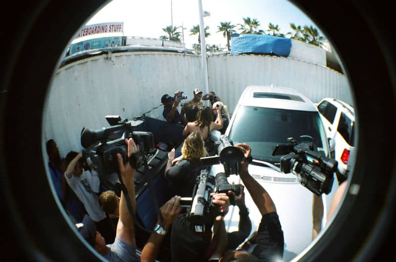 How To Deal With Paparazzi and Media Lies