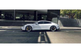 2020 Porsche Taycan vs 2012 Tesla Model S #cars #dreamcars #tesla #porsche #beverlyhills #beverlyhillsmagazine