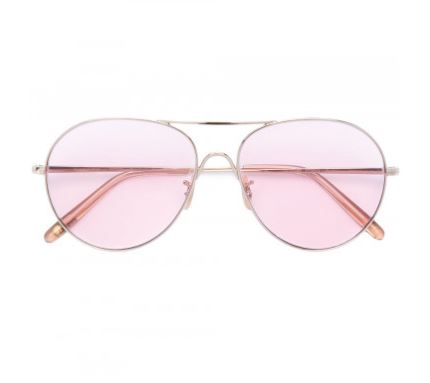 Oliver Peoples Pink Aviator Sunglasses. BUY NOW!!! #shop #fashion #style #shop #shopping #clothing #beverlyhills #beverlyhillsmagazine #bevhillsmag #sunglasses