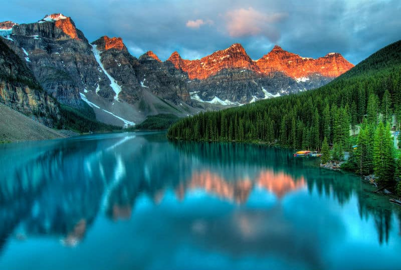 Travel to the Rocky Mountains #vacation #travel #beverlyhills #beverlyhillsmagazine #bucktelist #bevhillsmag #vacations