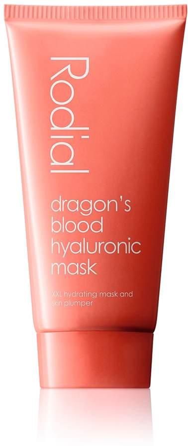 Rodial Dragon's Blood Hyaluronic Mask. BUY NOW!!! #beverlyhillsmagazine #beverlyhills #bevhillsmag #makeup #beauty