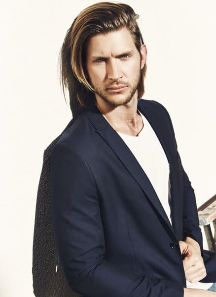Hollywood Rising Stars ~ Greyston Holt