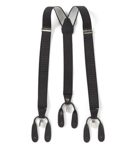 Classic Suspenders For Men. BUY NOW!!! #BevHillsMag #beverlyhillsmagazine #fashion #style #shopping #styleformen