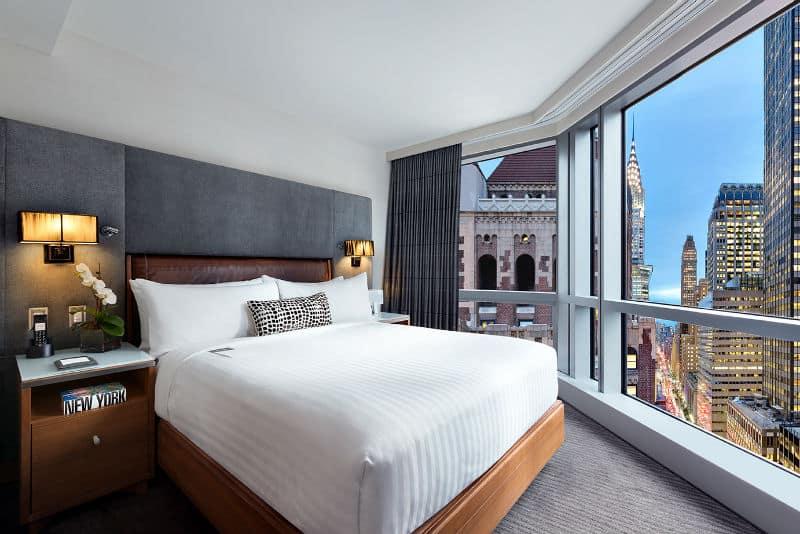 A Vibrant, Luxury NYC Hotel – Hotel 48LEX
