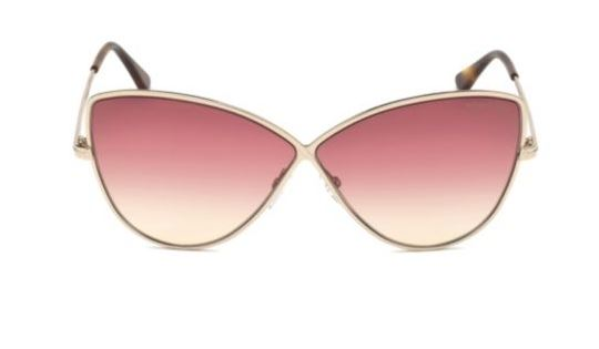 Pink Cat Eye Sunglasses by Tom Ford. BUY NOW!!! #fashion #style #shop #shopping #clothing #beverlyhills #toford #sunglasses #clothes #beverlyhillsmagazine #bevhillsmag